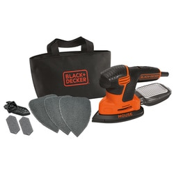 Black and Decker - 120W  Mouse        6  - KA2000