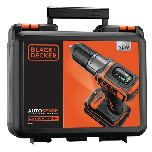 Black and Decker - 18V    Autoselect  Autosense  1   90    - ASD18K