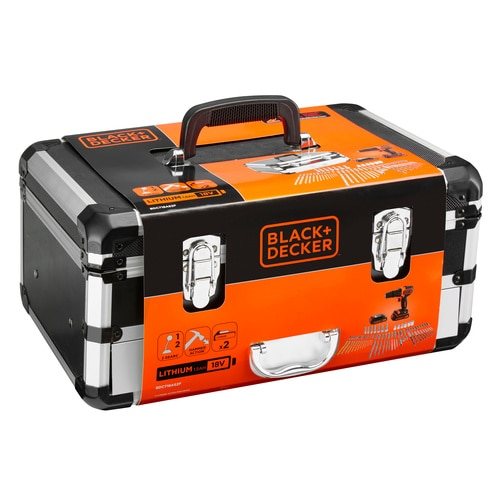 Black and Decker - 18V    2   80     - BDC718AS2F