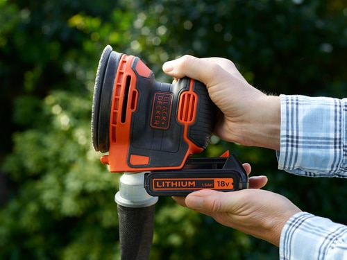 Black and Decker - 18V Lithiumion        - BDCROS18N