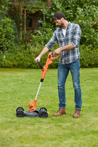 Black and Decker -   Strimmer 550W - BESTA530CM