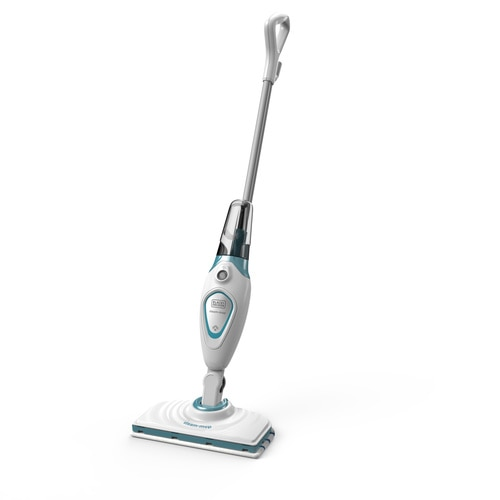 Black and Decker - 1600w Steam Mop   6  2  - FSM1615