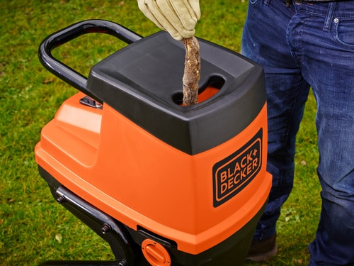 Black and Decker - 2400W   - GS2400
