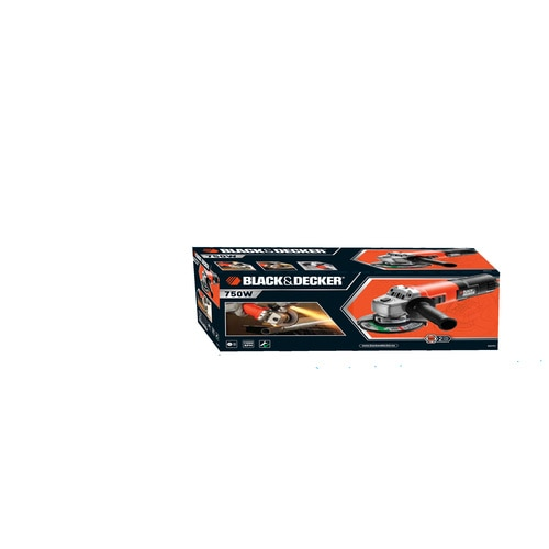 Black and Decker - 750W 125mm    - KG751