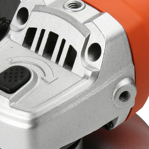 Black and Decker - 750w 125mm   - KG752