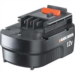 Black And Decker -    12V    Esprit  Firestorm - A12