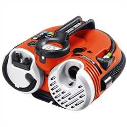 Black and Decker - 160 PSI   12V  - ASI500