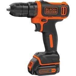 Black and Decker - 108V Lithiumion  - BDCDD12