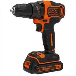 Black and Decker - 18V  2    200mA  2  - BDCDD186B