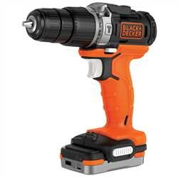 Black and Decker - 12V   15Ah   USB - BDCHD12S1
