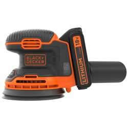 Black and Decker - 18V Lithiumion    - BDCROS18