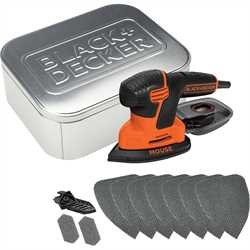 Black and Decker - 120W  MOUSE  10  - KA2000AT