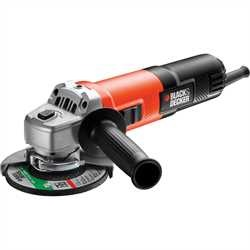 Black and Decker - 750W 125mm Small Angle Grinder - KG751