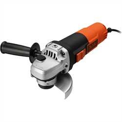 Black and Decker - 900W 125mm Grinder with Kitbox - KG912K