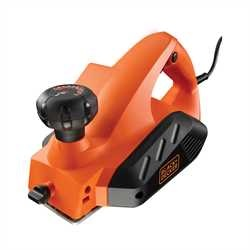 Black and Decker - 650W Rebating Planer - KW712KA