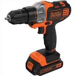 Black and Decker - 18V Multievo    2  - MT218KB