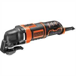Black and Decker - 300w Oscillating Multi Tool - MT300KA