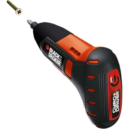 Black and Decker -    Gyro Driver - BDCS361