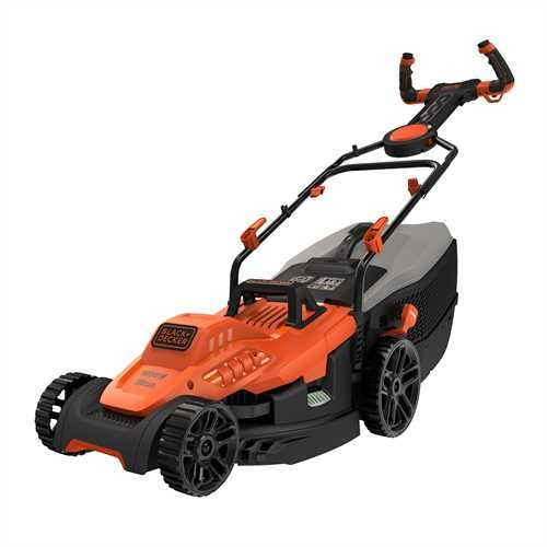 Black and Decker -   1600W 38cm EasySteer - BEMW471ES