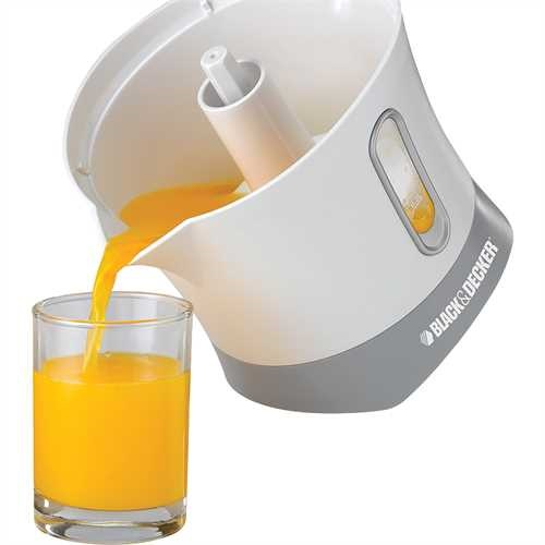 Black and Decker - 30W CITRUS JUICER - CJ650