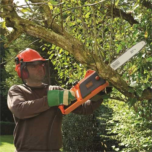Black and Decker -  1800W 35cm - CS1835