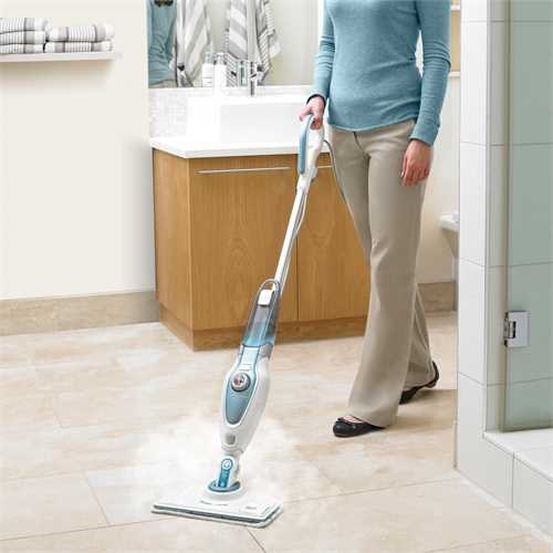 Black and Decker - 1600W Steammop  - FSM1620
