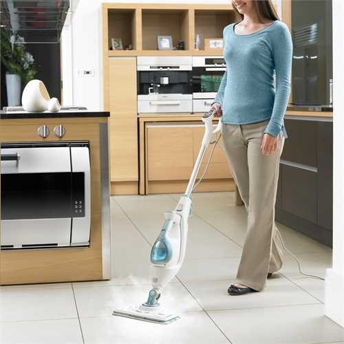 Black and Decker -  steammop Deluxe  Steambuster   steamperfume - FSMH1621S
