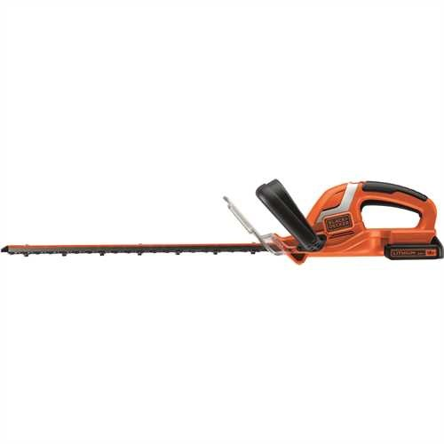 Black and Decker - 18V Lithiumion Hedge Trimmer 20Ah - GTC1850L20