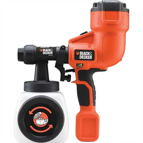Black and Decker -      - HVLP200
