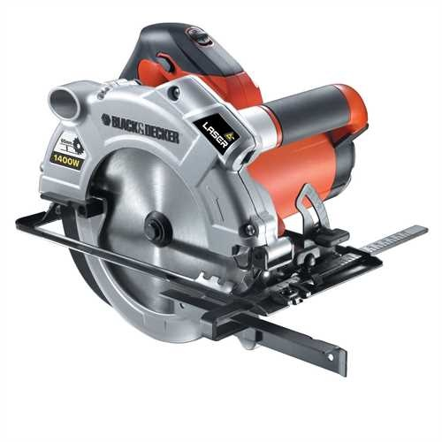 Black and Decker - 1400W 65mm    - KS1400L