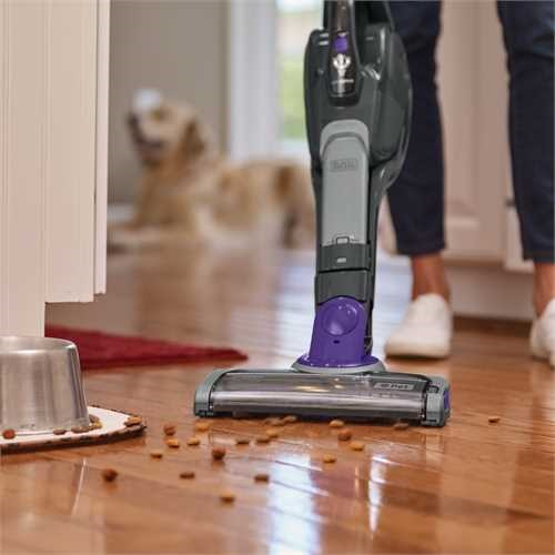 Black and Decker - 36Wh  Lithiumion   Pet 2  1   SmartTech - SVJ520BFSP